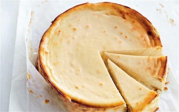 Cheesecake veloce