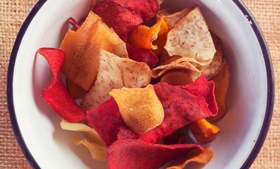 Chips vegetali