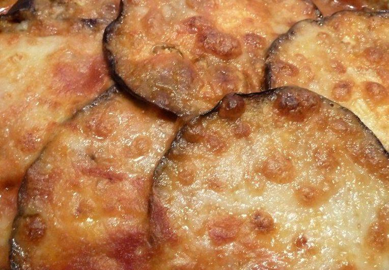 parmigiana leggera con monteveronese