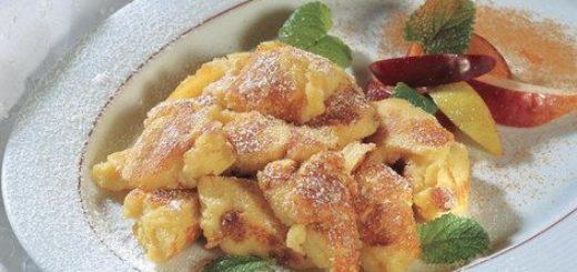 frittata dolce con melannurca campana igp pera cannella