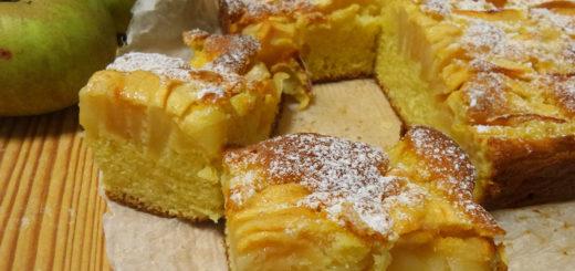 torta di mela renetta