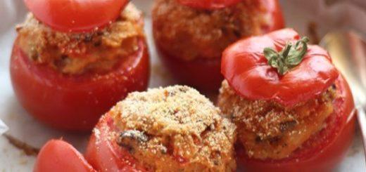 pomodori ripieni tonno e capperi di pantelleria igp