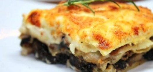 lasagne ai funghi di borgotaro igp