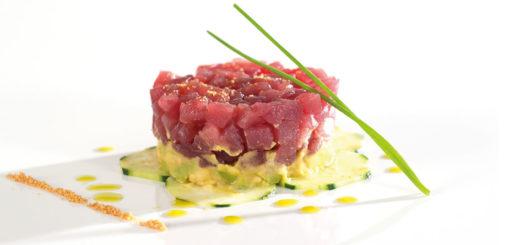 tartare di tonno rosso e avocado